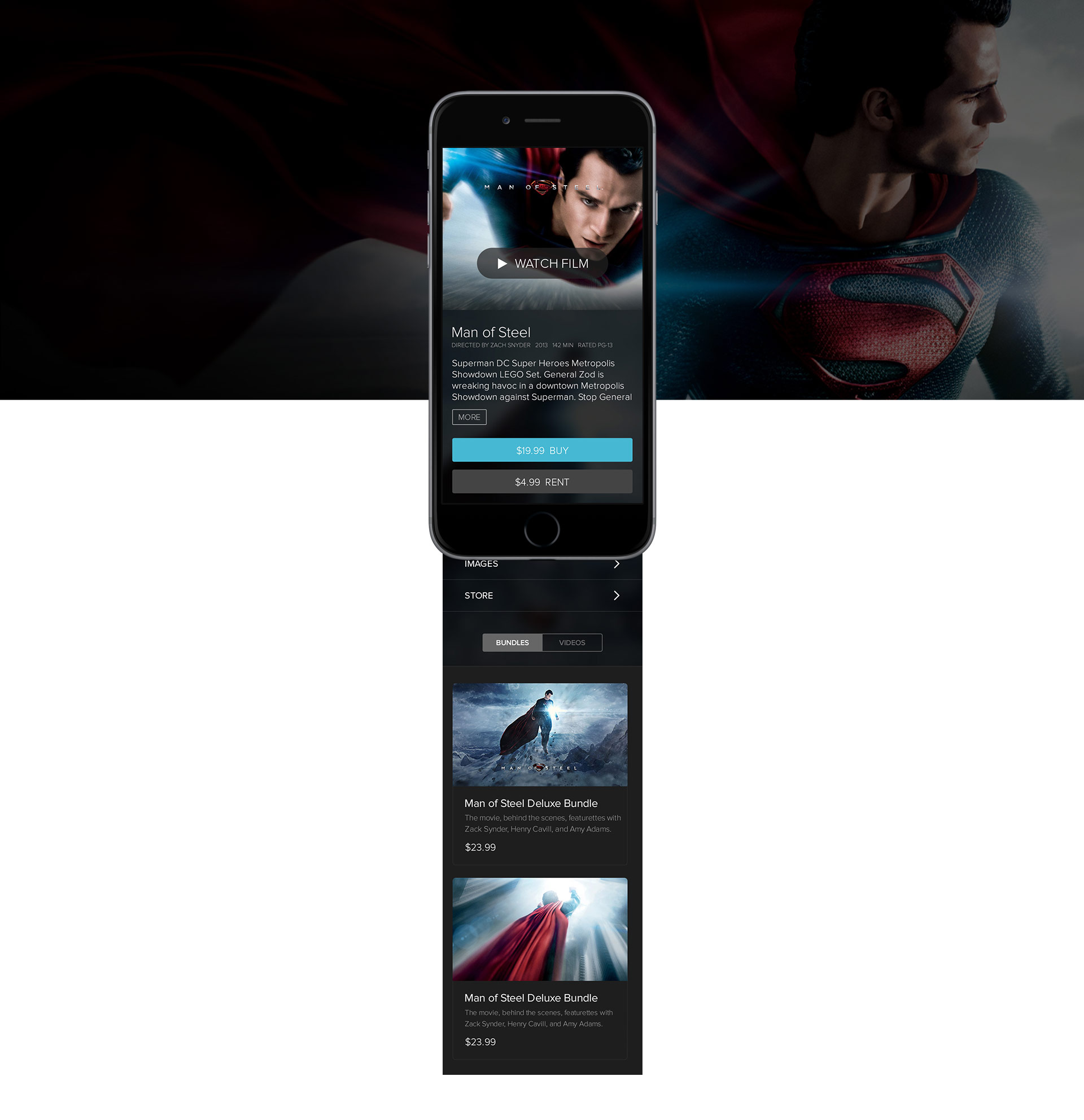Reelhouse Mobile App