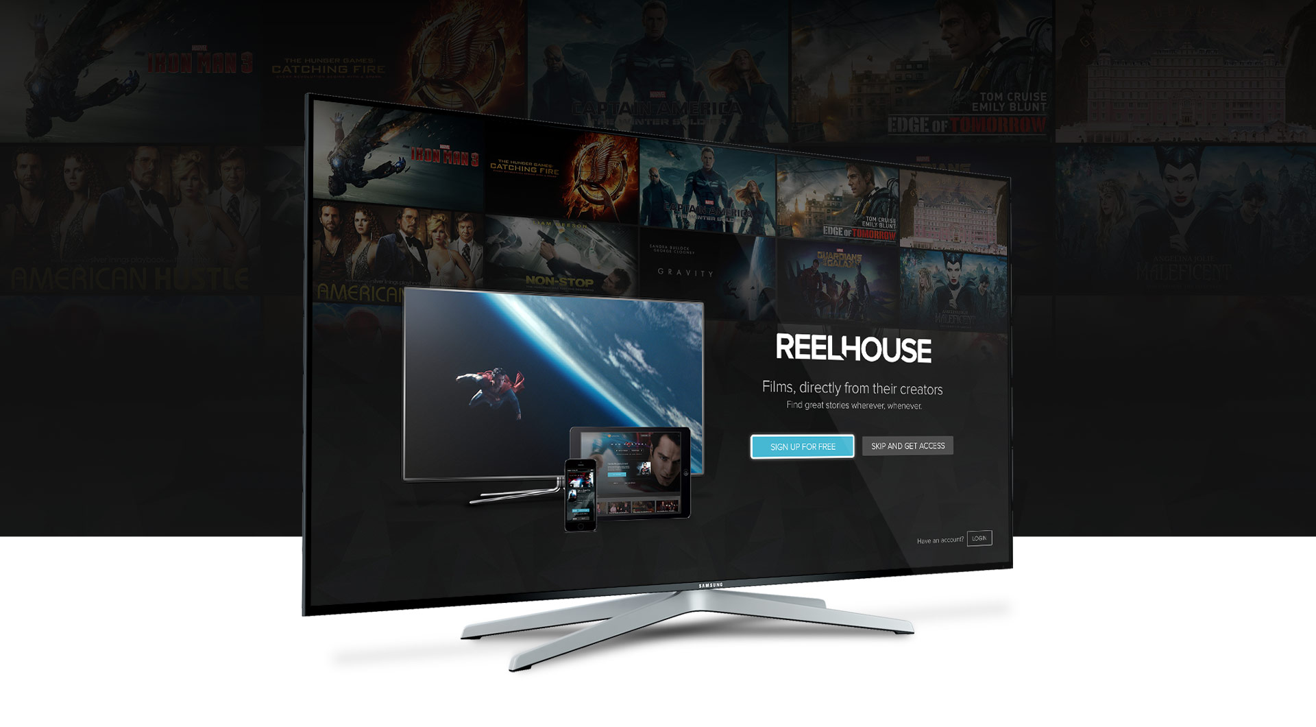 Reelhouse Media Center