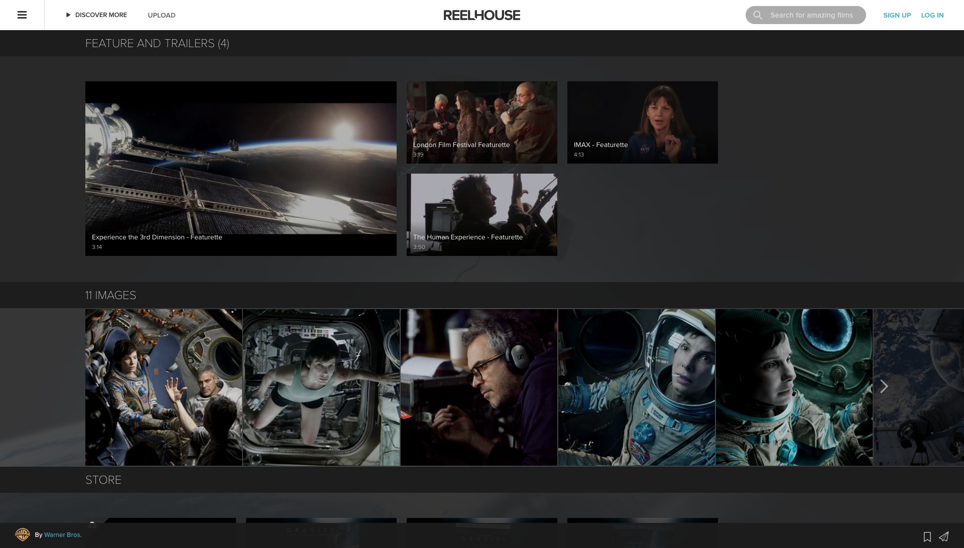 Film Page Content